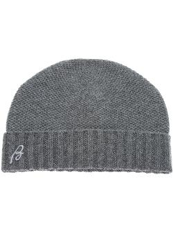 BRIONI  - waffle knit beanie