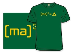 Off-Brand - Forced Math Tee