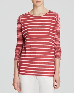 Vince  - Mixed Stripe Shirt