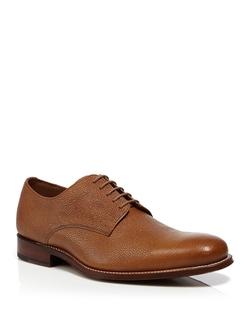 Grenson Toby - Plain Toe Derby Oxfords