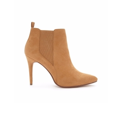 Forever 21 - Pointed Faux Suede Booties