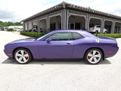 Dodge  - 2010 Challenger SRT8 Coupe
