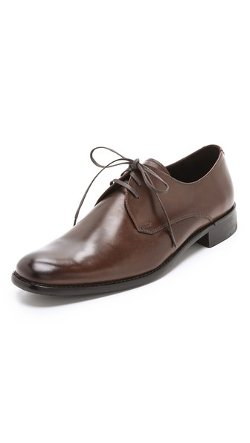 John Varvatos Star USA  - Lace Up Oxford Shoes