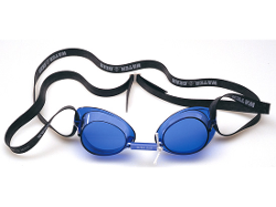 Water Gear  - Swedish Pro Swim Goggles Blue