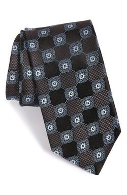 John W. Nordstrom - Wolfe Medallion Silk Tie