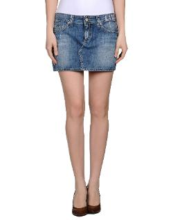 Liu Jeans - Denim Skirt