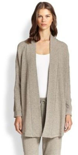 Hanro - West Broadway French Terry Cardigan