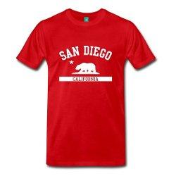Spreadshirt  - San Diego T-Shirt