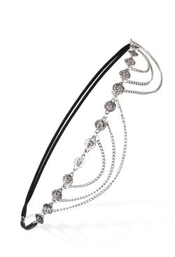 Forever 21 - Etched Medallion Headband