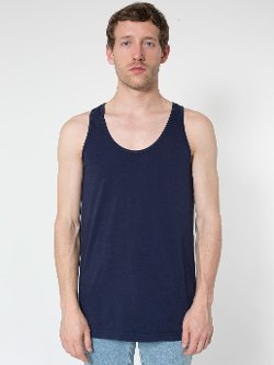 American Apparel - Power Washed Tank