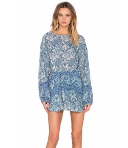 Free People - Sun Printed Dress