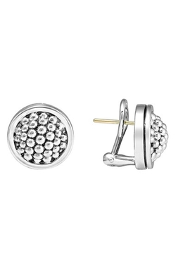 Lagos - Caviar Stud Earrings