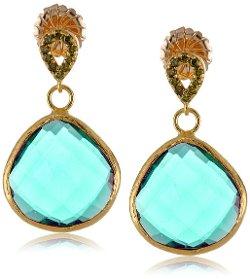 Coralia Leets Jewelry Design   - Post Teardrop Earrings