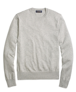 Brook Brothers - Supima Cotton Crewneck Sweater