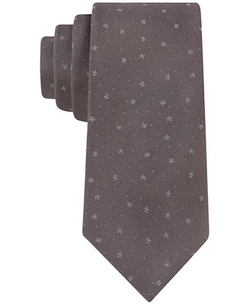 Kenneth Cole Reaction  - Floral Geo Slim Tie