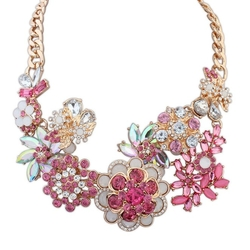 Bao Style  - Charming Crystal Necklace