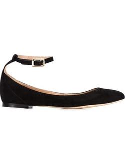 Chloé  - Ankle Strap Ballerinas