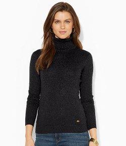 Lauren Ralph Lauren  - Petite Turtleneck Sweater