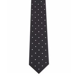 Eton - Polka Dot Silk Tie