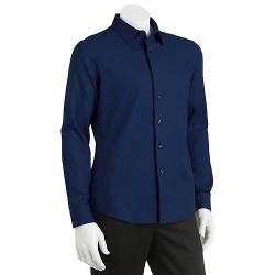 Apt. 9 - Twill Woven Casual Button-Down Shirt