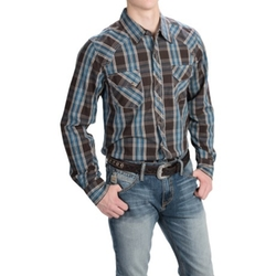 Southern Thread  - Snap Front Shirt