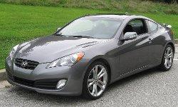 Hyundai - Genesis 3.8 Coupe