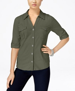Style & Co. - Utility Shirt