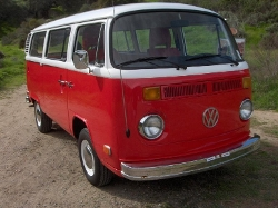 Volkswagen - 1977 Transporter Van