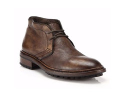 To Boot New York  - Clemmons Deerskin Chukka Boots