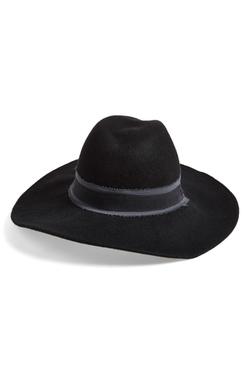 Treasure & Bond - Wool Felt Panama Hat