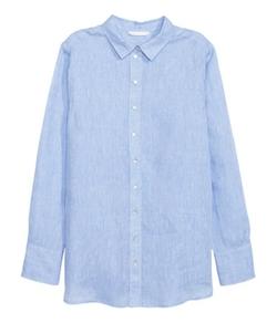 H&M - Linen Shirt