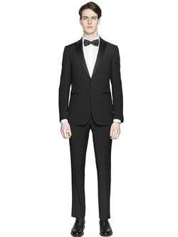 Z Zegna - Super Wool Tuxedo Suit