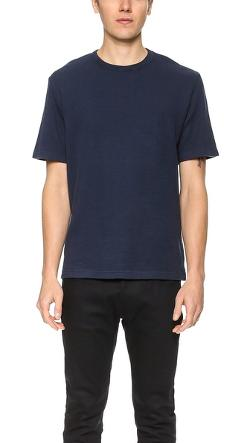 Our Legacy - Mid-Sleeve New Crepe T-Shirt