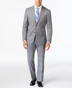 Kenneth Cole New York - Performance Wear Travel Suit