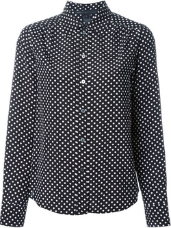 Marc by Marc Jacobs - Polka Dot Print Shirt