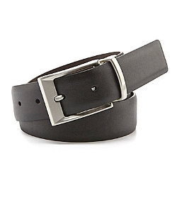 Murano  - Flat Head Leather Belt