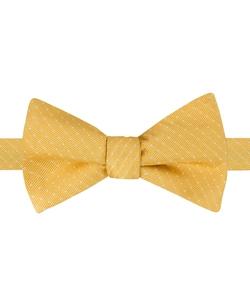 Tommy Hilfiger - Twill Pin Dot Bow Tie