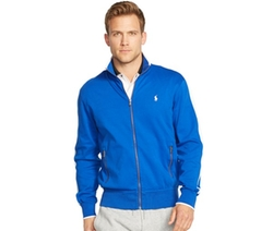 Polo Ralph Lauren - Full-Zip Interlock Track Jacket