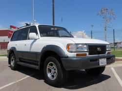 Lexus  - 1996 LX450 SUV