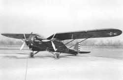 Douglas Aircraft Company - Y1B-7