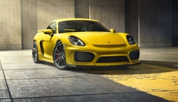 Porsche - Cayman GT4 Sports Car