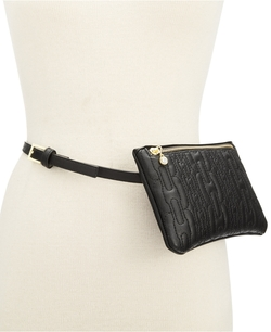 INC International Concepts - Quilt Chain Belt Bag
