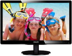 Philips  - 24-Inch Screen LCD / LED Monitor