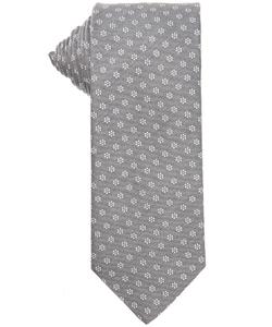 Ermenegildo Zegna - Floral Patterned Silk Tie