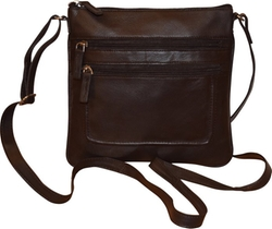 R2 - Genuine Leather Crossbody Bag