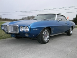 Pontiac - 1969 Firebird Convertible
