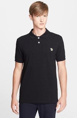 Paul Smith Jeans - Cotton Piqué Polo Shirt
