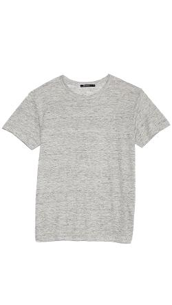 T by Alexander  - Wang Linen T-Shirt