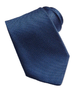 Charvet - Textured Solid Silk Tie