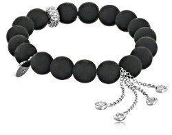 Borgioni  - Lava Beaded Bracelet